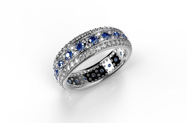Женское кольцо 1278