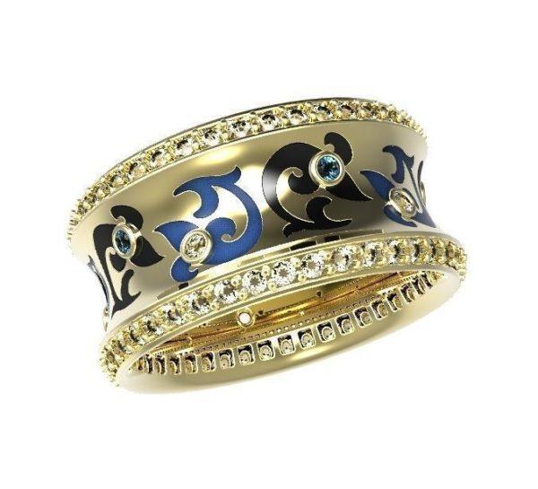 Женское кольцо 1318
