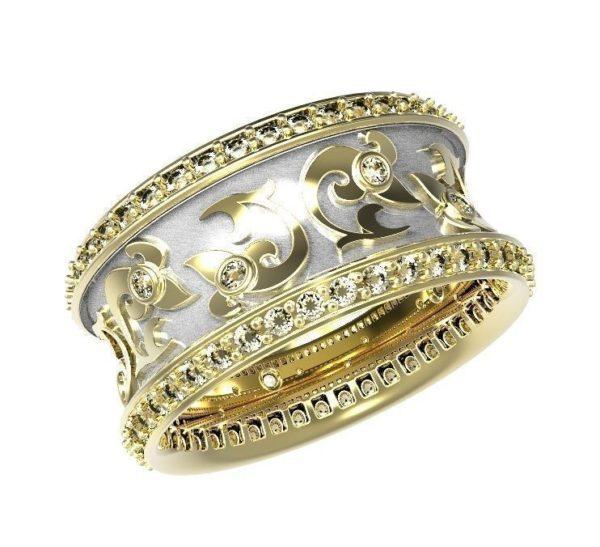 Женское кольцо 1319