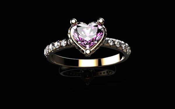 Женское кольцо 1329