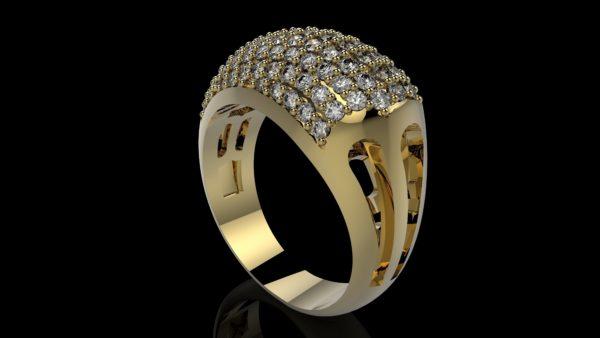 женские кольца 1352