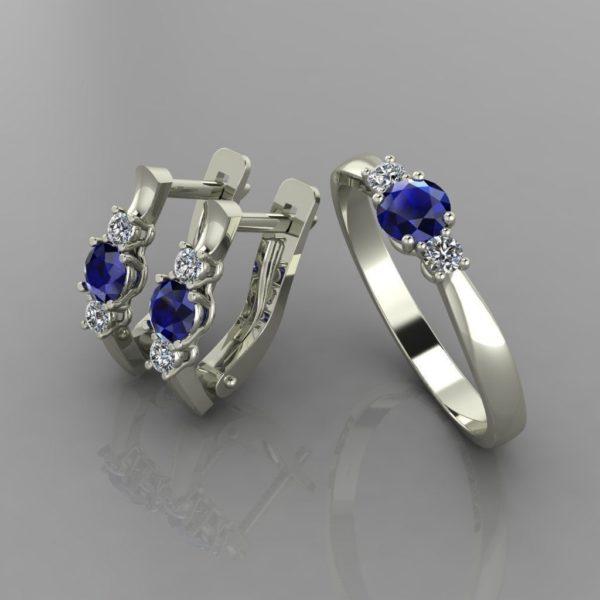 женские кольца 1292