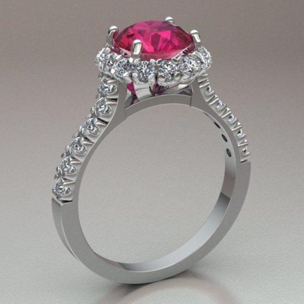 женские кольца 1344