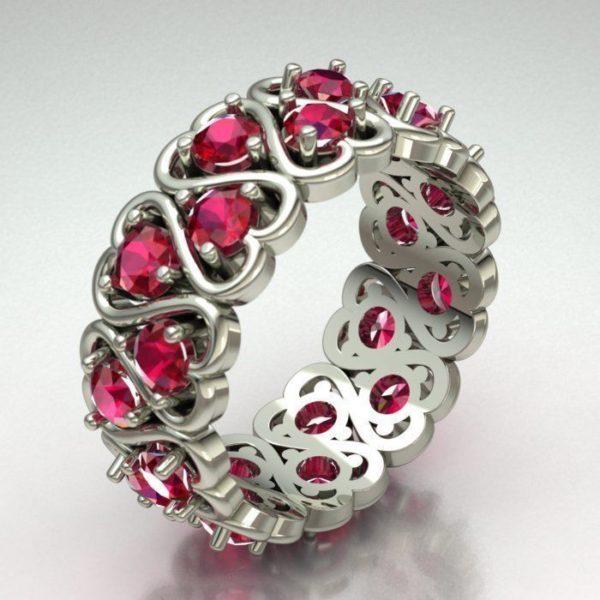Женское кольцо 1332