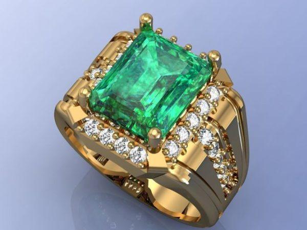 женские кольца  1279