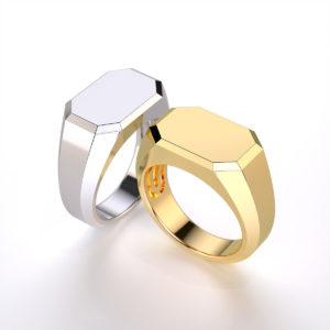 Мужское кольцо  1314