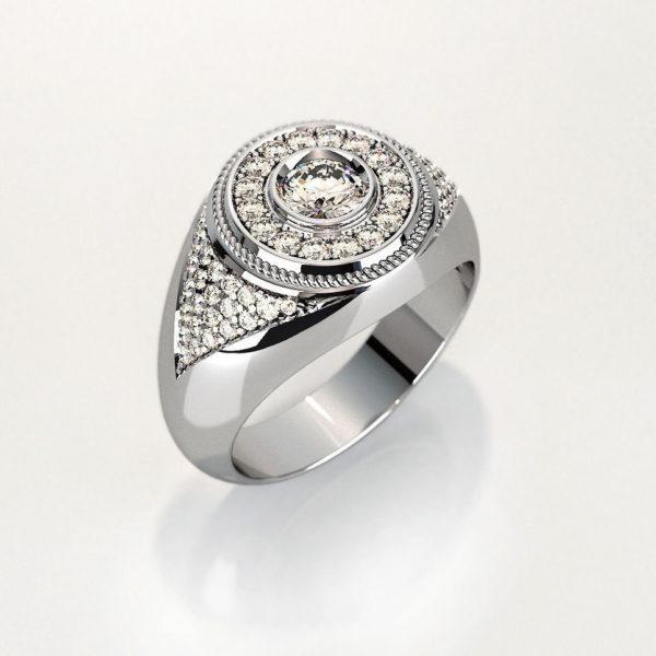 Женское кольцо 1322