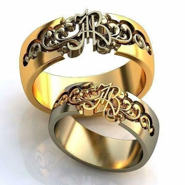 Обручальные кольца 1323