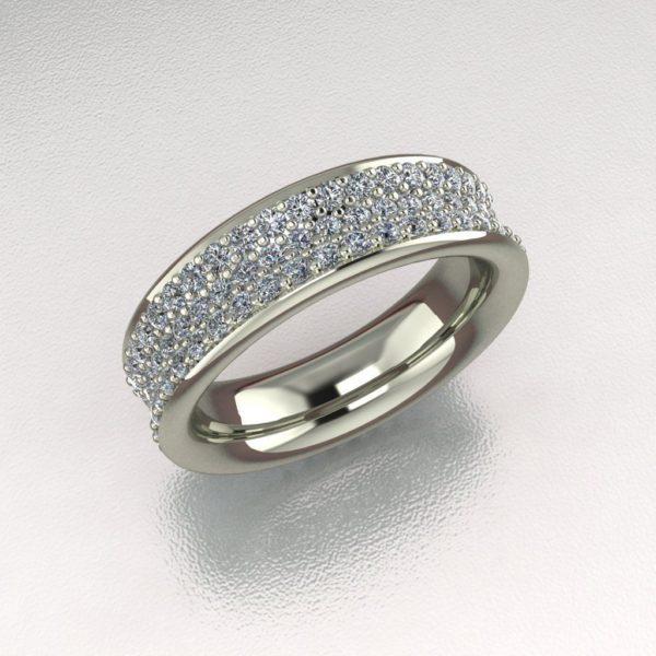 Обручальное кольцо 1405