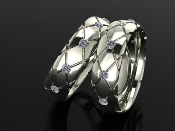 Обручальные кольца 1350