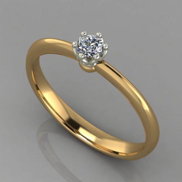 женские кольца 1236