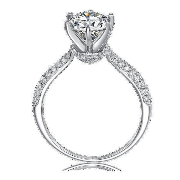 женские кольца 1293