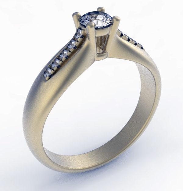 женские кольца 1343