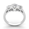 Женское кольцо 1248