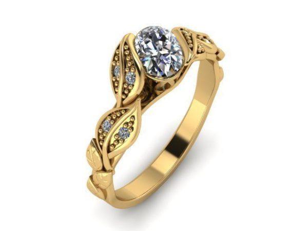 женские кольца 1240