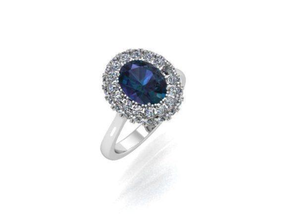 женские кольца 1227