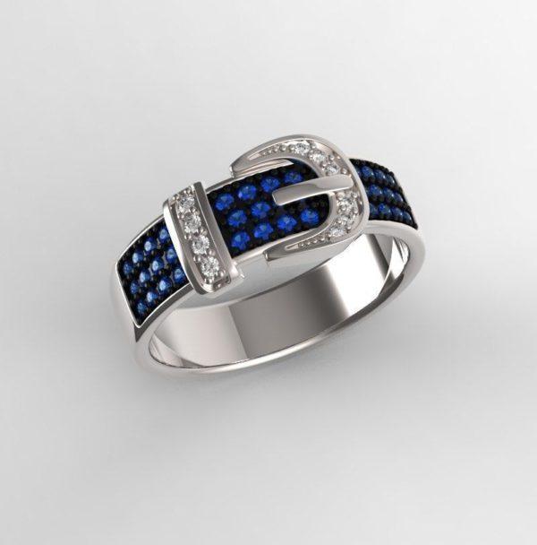 женские кольца 1386