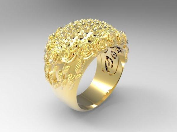 Женское кольцо 1290
