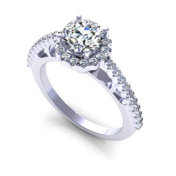 женские кольца 1348