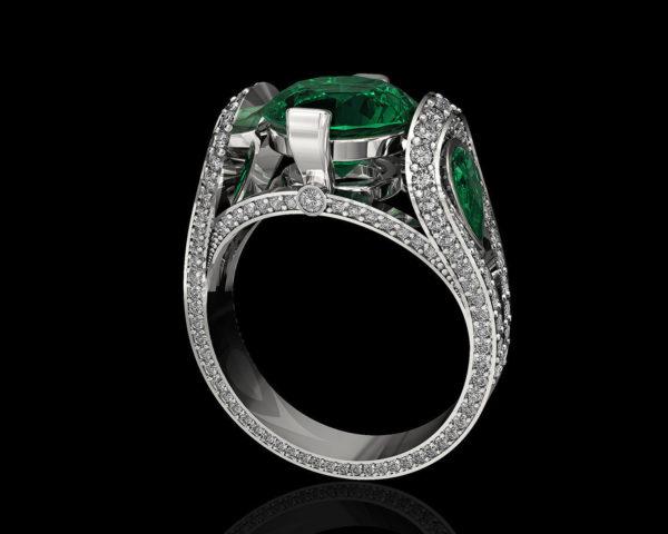 женские кольца 1298