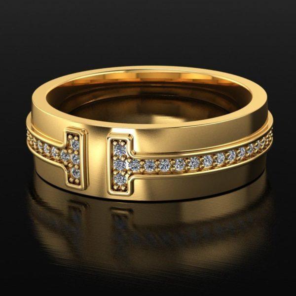 Женское кольцо 1358