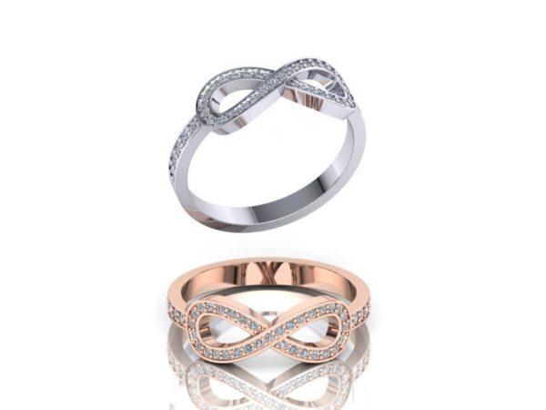 Женское кольцо 1403