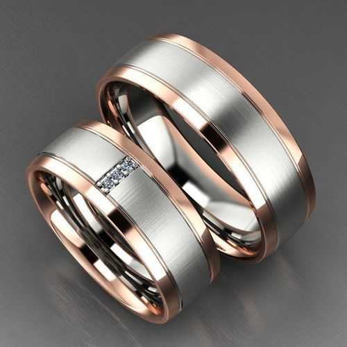 Обручальное кольцо 1324