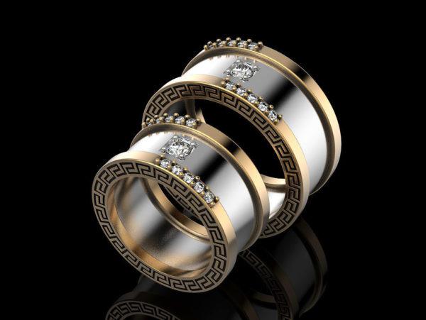 Обручальные кольца 1359