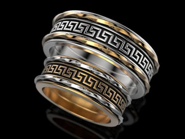 Обручальное кольцо 1336