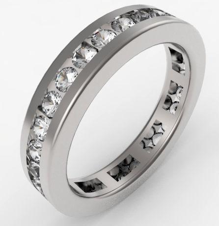 женские кольца 1422