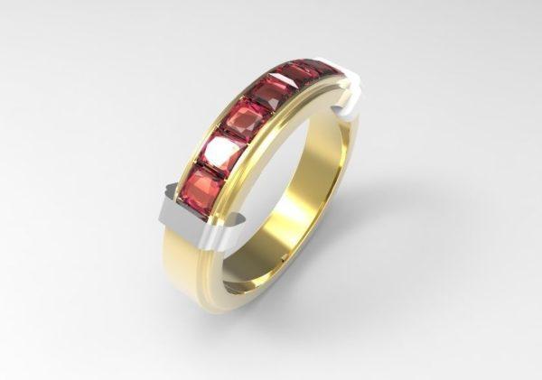 женские кольца 1417