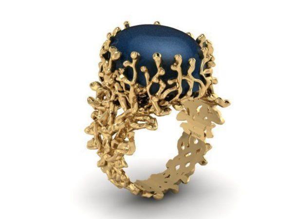 Женское кольцо 1427