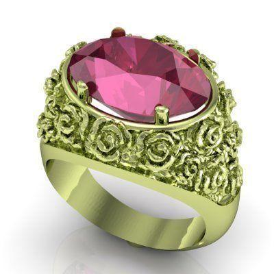 женские кольца 1419