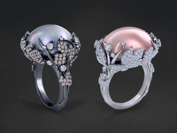 Женское кольцо 1430