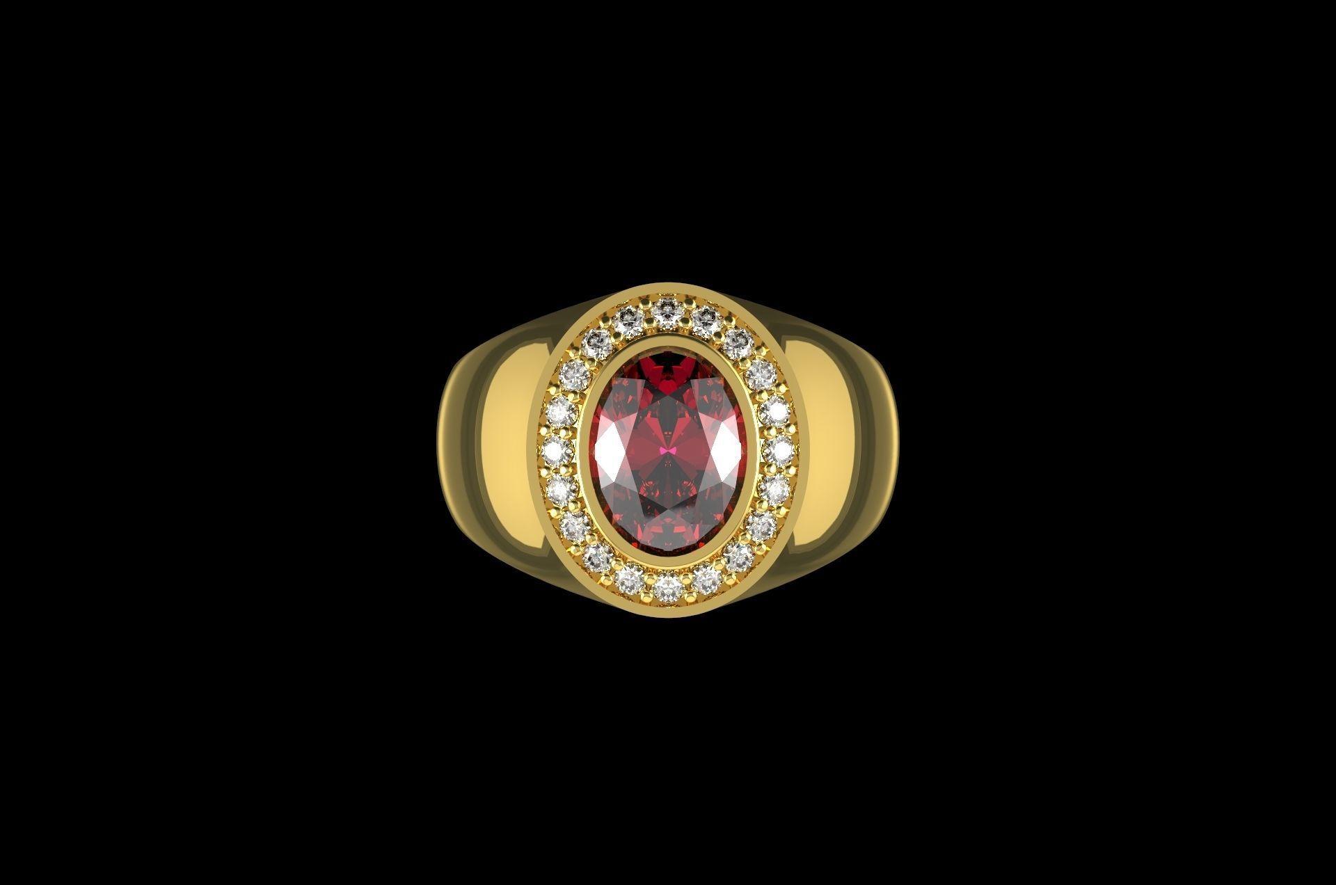 мужские  кольца  1441