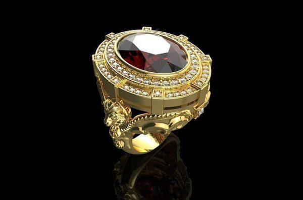 женские кольца  1451