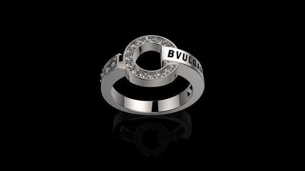 Женское кольцо 1464