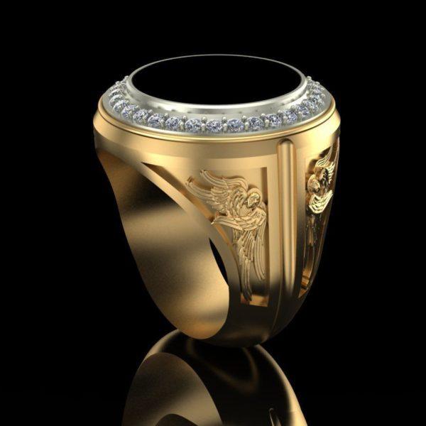 мужские кольца 1462