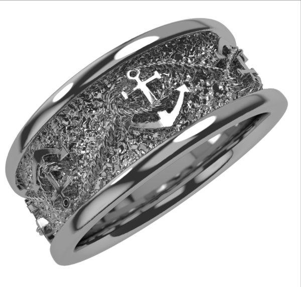 мужские кольца 1455