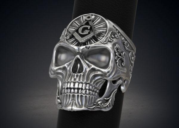 Мужское кольцо 1448