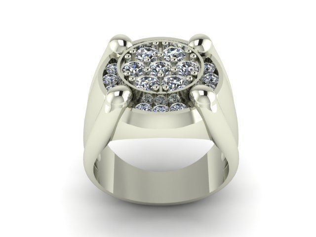 мужские  кольца  1440