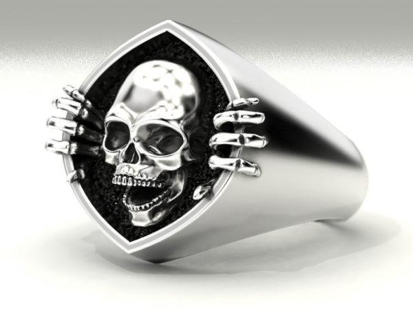 мужские  кольца  1434