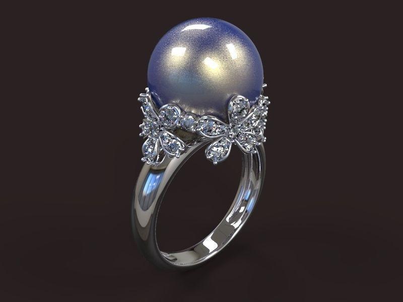 Женские кольца  1470
