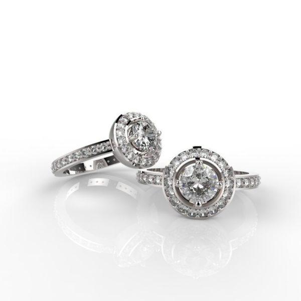 Женское кольцо  1471