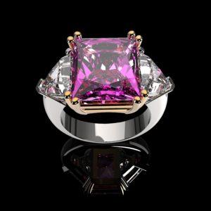 Женские кольца  1476