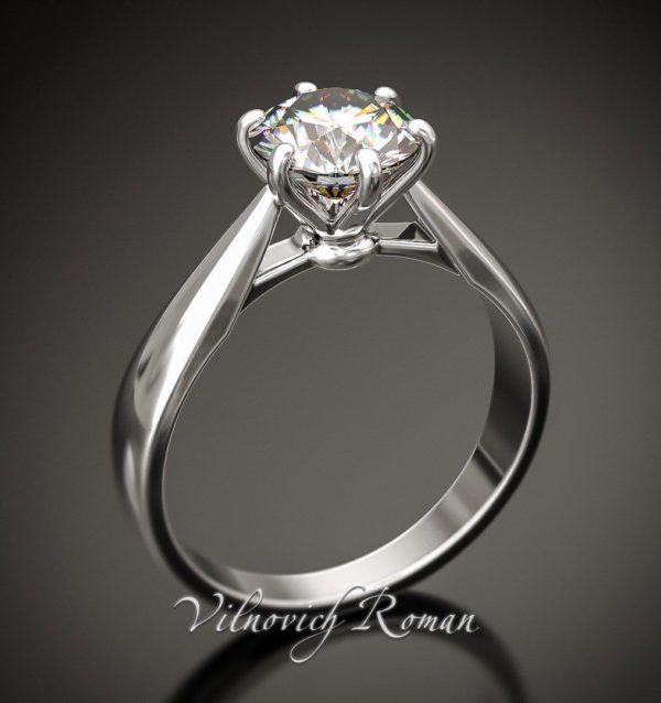 Женское кольцо  1478
