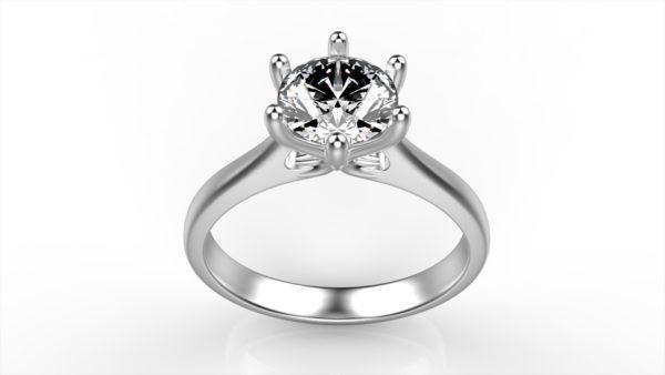 Женское кольцо  1475