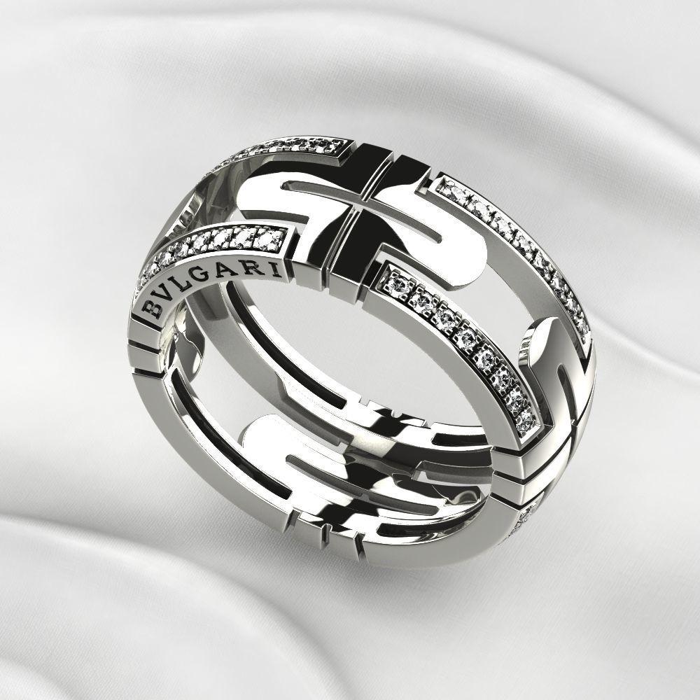 Женские кольца  Н1138
