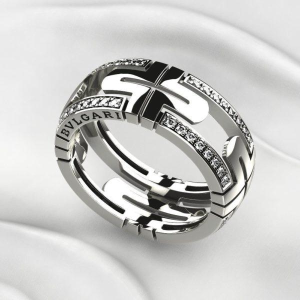 Мужские кольца  Н1138