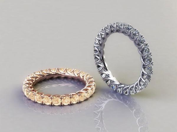 Женские кольца  Н1132